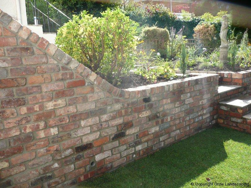 Garden Masonry Grow Landscaping